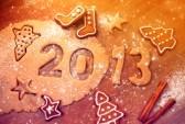 15688041-bonne-annee-2013-messages-des-biscuits-de-noel-en-forme-numerique
